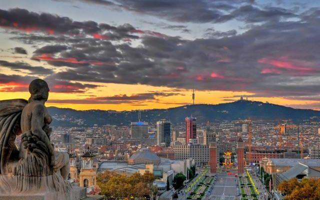 Семинар для архитекторов в Барселоне