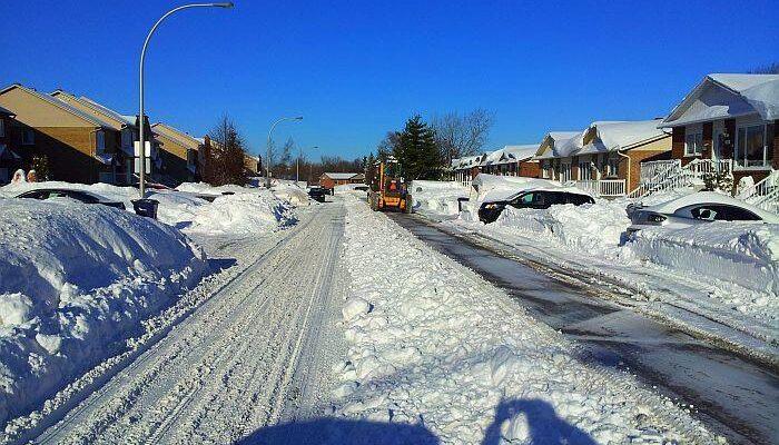 Практический семинар «Организация зимнего содержания автомобильных дорог» в Канаде