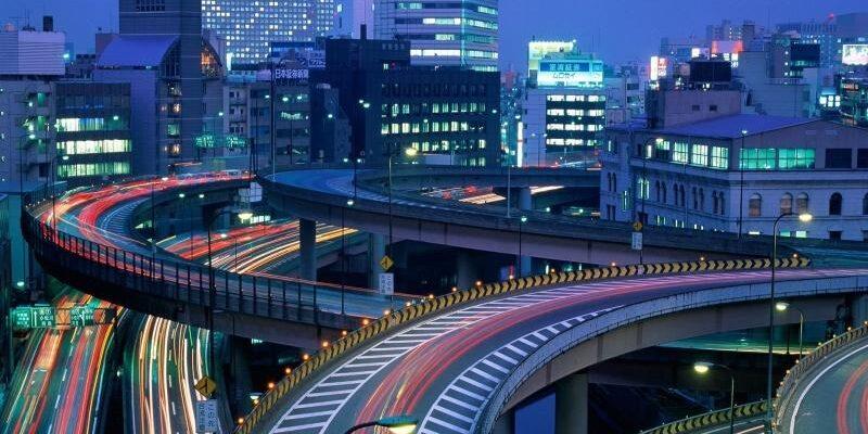 Семинар «Новые технологии организации дорожного движения и строительства, новых дорог» в Японии