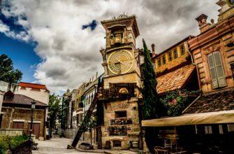 Квест-Тимбилдинг для группы 100 человек в Грузии (Тбилиси)