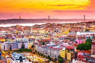 Деловая поездка - Посещение автодрома в Лиссабоне
