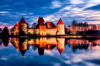 Тимбилдинг в Вильнюсе (Литва) - Искатели сокровищ - Фото-квест