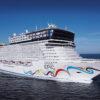 Новый год на борту комфортабельного лайнера Norwegian Epic 5*