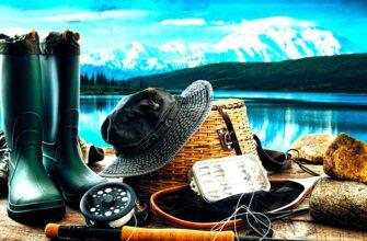 Охота и рыбалка – отличный туризм