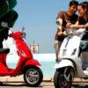 Тимбилдинг на скутерах в Риме (Италия)