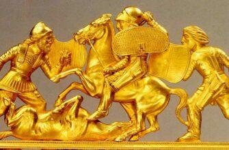 Тимбилдинг в Крыму - Концепция «Тайны скифского золота»