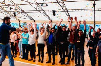 Тимбилдинг в Подмосковье на выходные для группы 40 человек