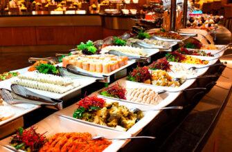 Туризм и питание в отелях