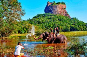 Туризм на Шри-Ланке