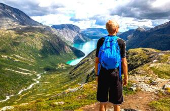 Отдых и туризм в Норвегии